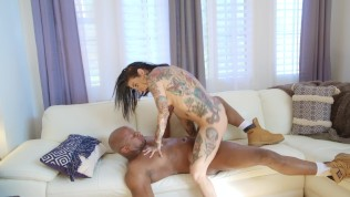 Joanna Angel Anal Cream Pie BBC
