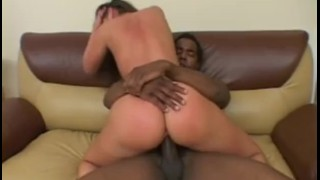 Naomi Swallows A Load After Getting Doggie Cunt Drilled